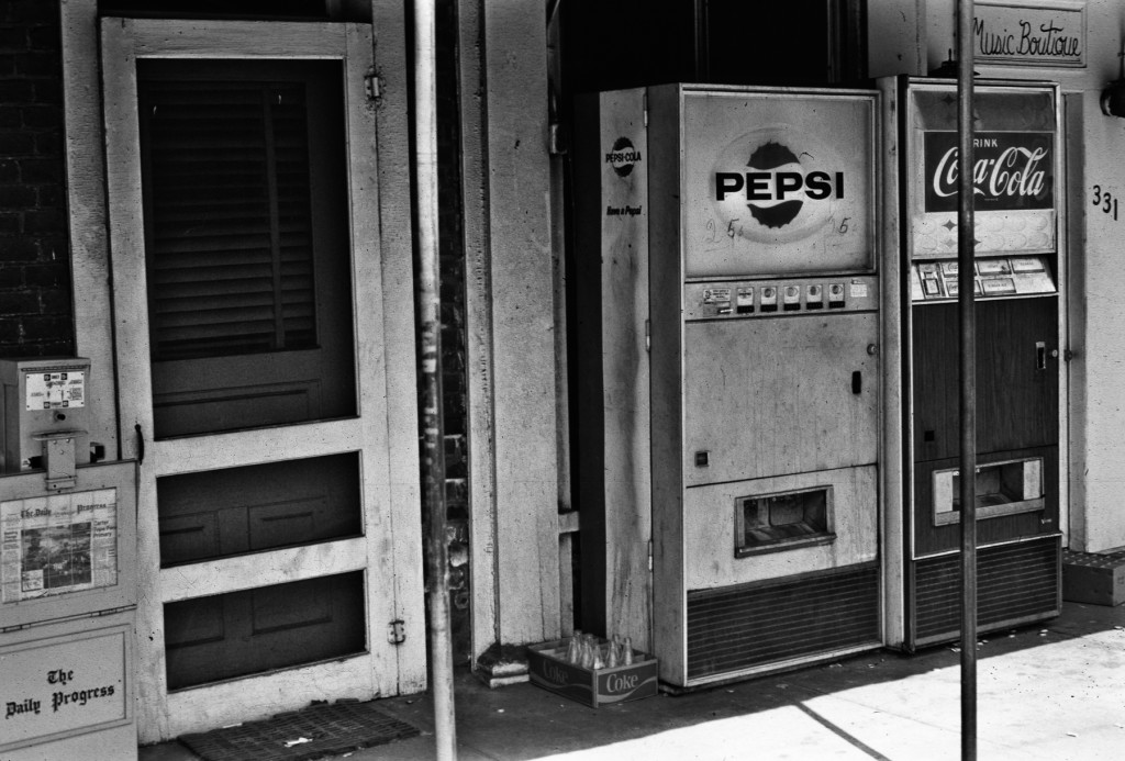 Inge's pepsi and Coke 1976-1